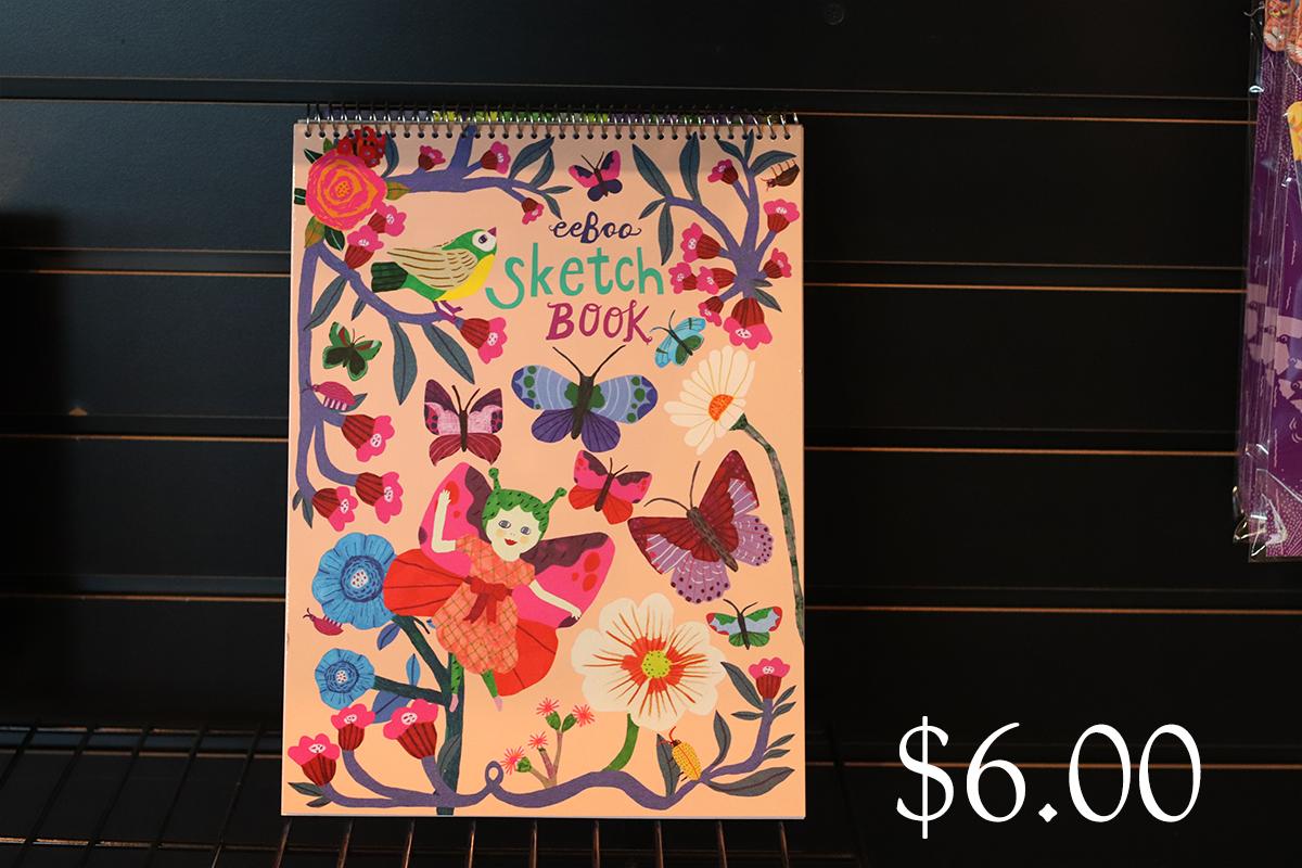 eeBoo Sketch Book