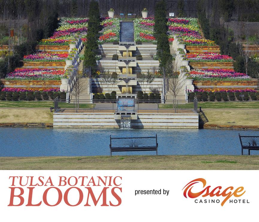 2018 tulsa botanic blooms - Tulsa Botanic Garden